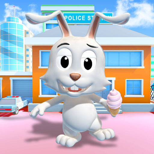 Talking Rabbit  2.30 MOD APK Dwnload – free Modded (Unlimited Money) on Android