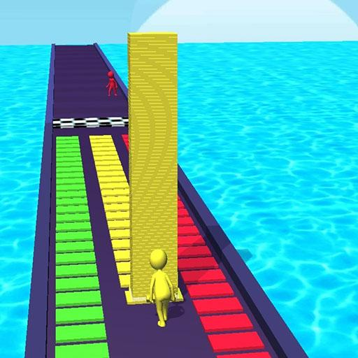 Tower Stack colors kick-Collect cubes tower run 1.0.9 MOD APK Dwnload – free Modded (Unlimited Money) on Android