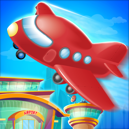 Town Airport Adventures – Play Airport Games 1.0.5  MOD APK Dwnload – free Modded (Unlimited Money) on Android