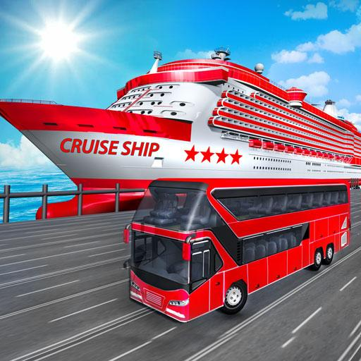 Transport Cruise Ship Game Passenger Bus Simulator 3.0 MOD APK Dwnload – free Modded (Unlimited Money) on Android