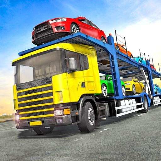Truck Car Transport Trailer Games 1.10 MOD APK Dwnload – free Modded (Unlimited Money) on Android