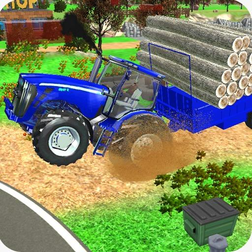 Village Tractor Games:Chained Tractor Offroad Game 1.00.0000 MOD APK Dwnload – free Modded (Unlimited Money) on Android