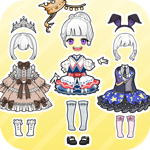 Vlinder Doll Dress up Games, Avatar Creator  2.7.5 MOD APK Dwnload – free Modded (Unlimited Money) on Android