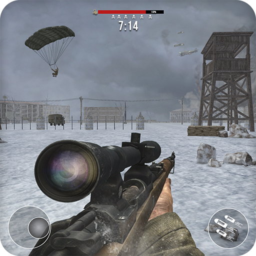 World War 2 Winter Heroes – Free Shooting Games 1.2.1 MOD APK Dwnload – free Modded (Unlimited Money) on Android