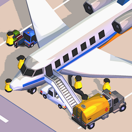 Air Venture Idle Airport Tycoon ✈️  1.3.5 MOD APK Dwnload – free Modded (Unlimited Money) on Android