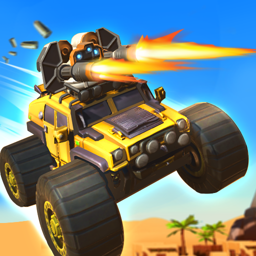 Battle Cars: Monster Hunter  1.7 MOD APK Dwnload – free Modded (Unlimited Money) on Android