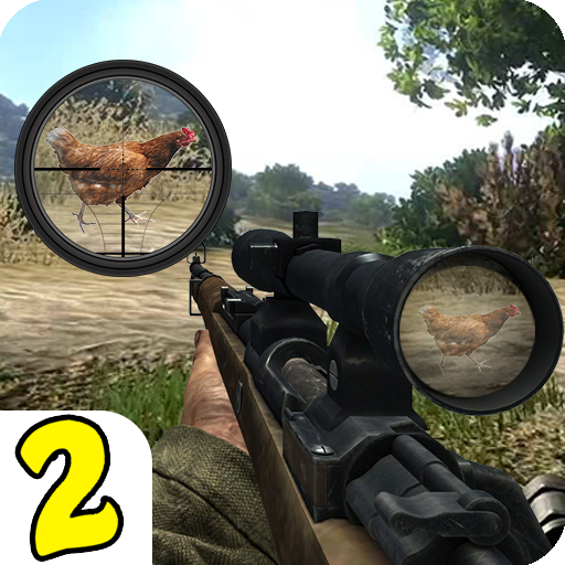 Chicken Shoot II Sniper Shooter 1.1.6 MOD APK Dwnload – free Modded (Unlimited Money) on Android
