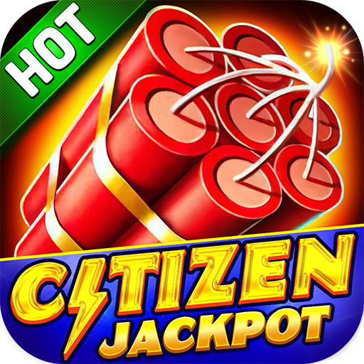 Citizen Jackpot Casino – Free Slot Machines 1.01.08 MOD APK Dwnload – free Modded (Unlimited Money) on Android