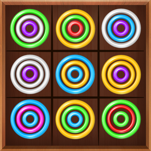 Color Rings – Colorful Puzzle Game 3.4 MOD APK Dwnload – free Modded (Unlimited Money) on Android