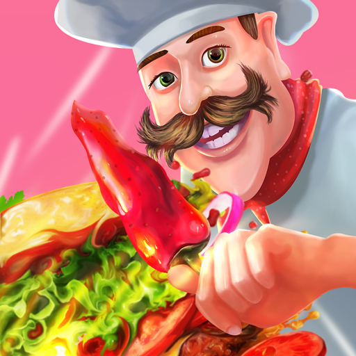 Cooking Warrior Cooking Food Chef Fever  2.6 MOD APK Dwnload – free Modded (Unlimited Money) on Android