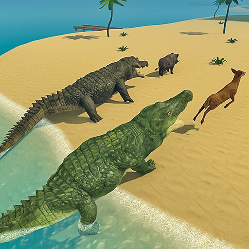Crocodile Family Simulator Games 2021 1.0 MOD APK Dwnload – free Modded (Unlimited Money) on Android