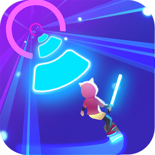 Cyber Surfer Free Music Game – the Rhythm Knight  1.0.91 MOD APK Dwnload – free Modded (Unlimited Money) on Android