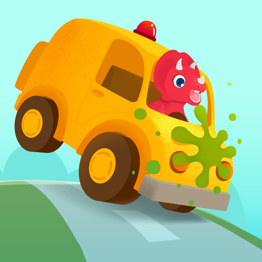 Dinosaur Car – Truck Games for kids 1.1.3 MOD APK Dwnload – free Modded (Unlimited Money) on Android