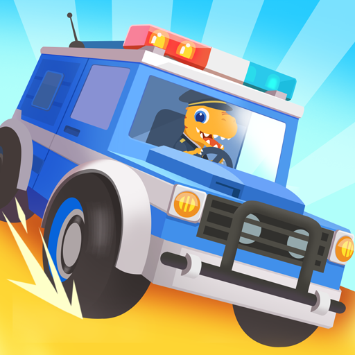 Dinosaur Police Car – Police Chase Games for Kids 1.1.3 MOD APK Dwnload – free Modded (Unlimited Money) on Android