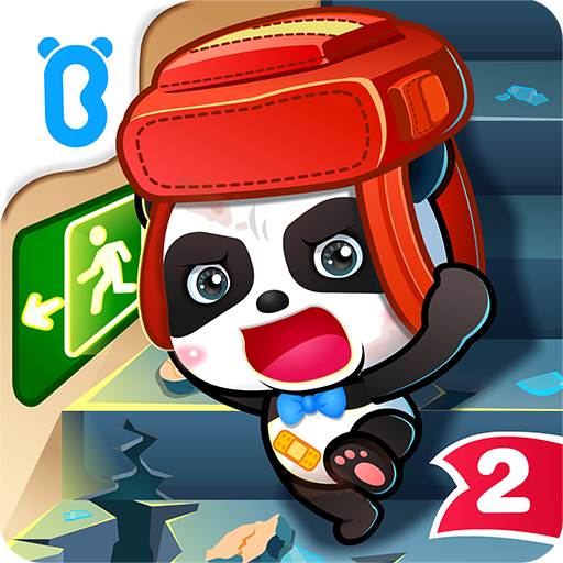 Little Panda Earthquake Safety  8.52.00.00 MOD APK Dwnload – free Modded (Unlimited Money) on Android