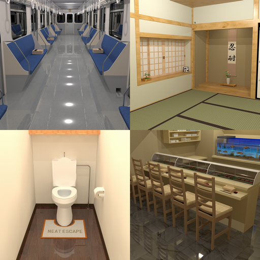 Escape Game: NEAT ESCAPE PACK 1.21 MOD APK Dwnload – free Modded (Unlimited Money) on Android
