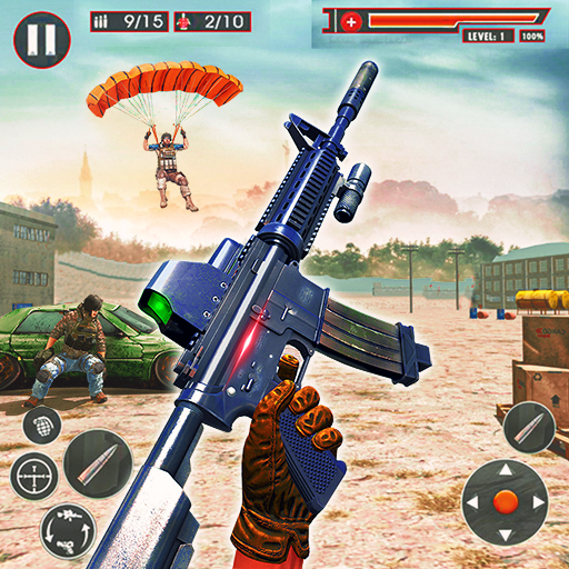 FPS Commando Secret Mission 3D: Shooting Adventure 1.0.6 MOD APK Dwnload – free Modded (Unlimited Money) on Android