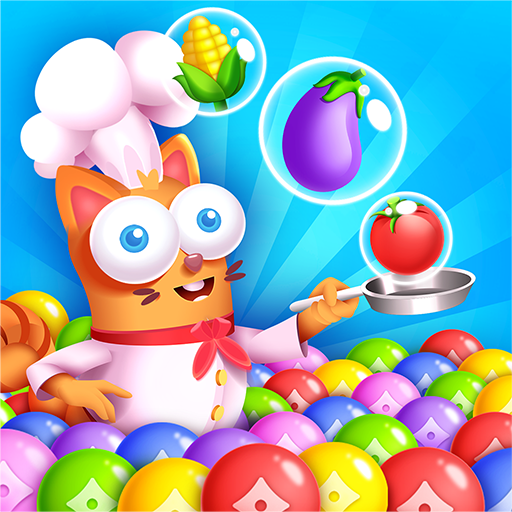 Kitten Games – Bubble Shooter Cooking Game 1.2 MOD APK Dwnload – free Modded (Unlimited Money) on Android