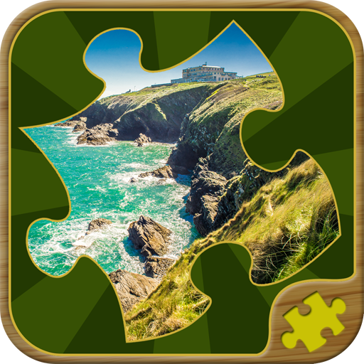 Landscape Puzzles 55.0.55 MOD APK Dwnload – free Modded (Unlimited Money) on Android