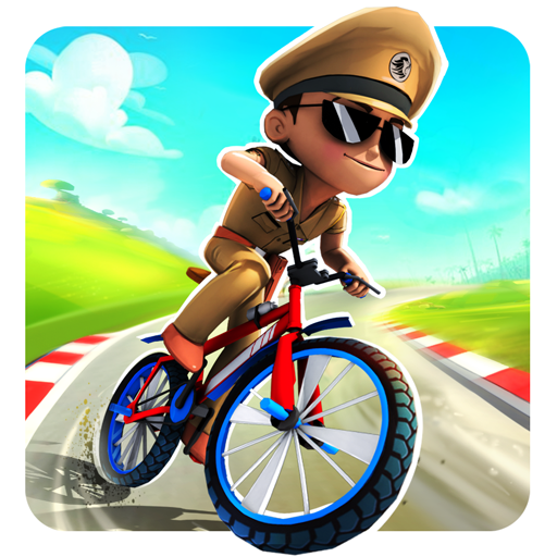 Little Singham Cycle Race 1.1.173 MOD APK Dwnload – free Modded (Unlimited Money) on Android