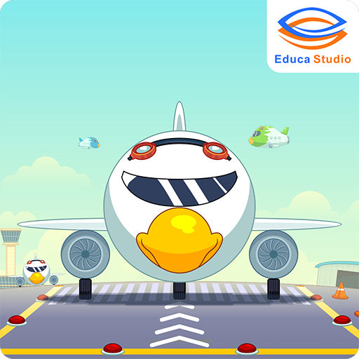Marbel Airport Adventure 5.0.4 MOD APK Dwnload – free Modded (Unlimited Money) on Android