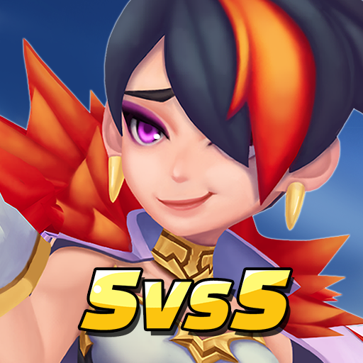 Masters Battle League 5v5 : Legend MOBA PvPTrainer  1.8 MOD APK Dwnload – free Modded (Unlimited Money) on Android