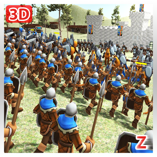 Medieval Wars: Hundred Years War 3D 2.1 MOD APK Dwnload – free Modded (Unlimited Money) on Android