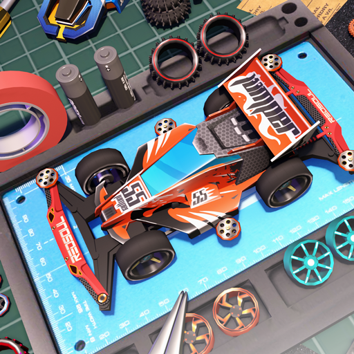 Mini Legend Mini 4WD Simulation Racing Game  2.5.4 MOD APK Dwnload – free Modded (Unlimited Money) on Android
