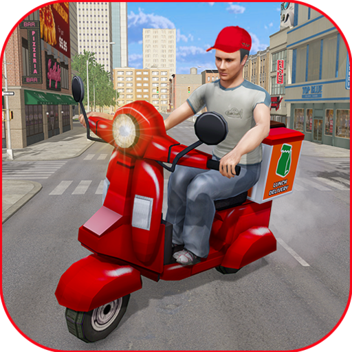 Moto Bike Pizza Delivery Games 2021: Food Cooking 1.12 MOD APK Dwnload – free Modded (Unlimited Money) on Android