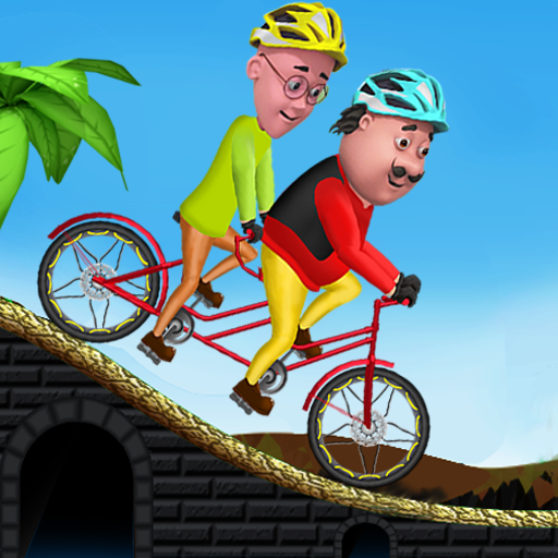 Motu Patlu Cycling Adventure 1.1.2 MOD APK Dwnload – free Modded (Unlimited Money) on Android