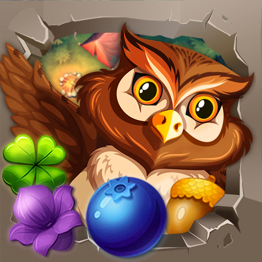 Mystery Forest – Match 3 Fun (Rich Reward) 1.0.24 MOD APK Dwnload – free Modded (Unlimited Money) on Android