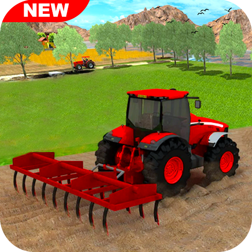 New Tractor Farming 2021: Free Farming Games 2021 1.11 MOD APK Dwnload – free Modded (Unlimited Money) on Android