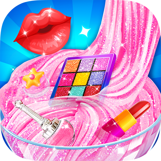 Pink Lipstick Makeup Slime 1.3 MOD APK Dwnload – free Modded (Unlimited Money) on Android
