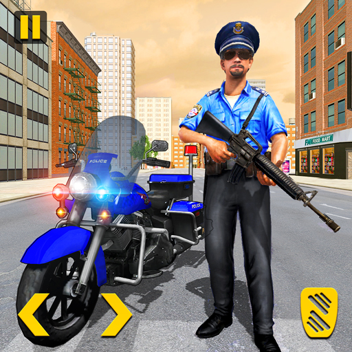 Police Moto Bike Chase Crime Shooting Games 2.0.16 MOD APK Dwnload – free Modded (Unlimited Money) on Android