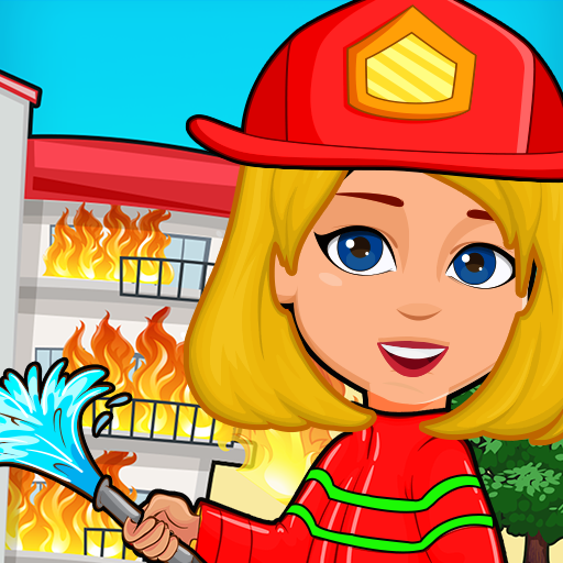 Pretend Play My Firestation Town  : Rescue Fireman 1.1.11 MOD APK Dwnload – free Modded (Unlimited Money) on Android
