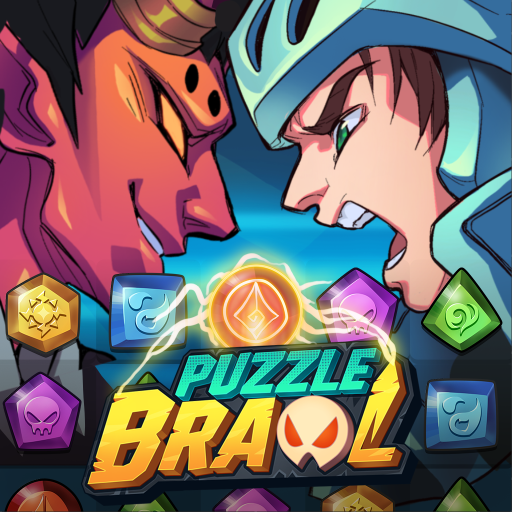 Puzzle Brawl – Match 3 RPG & PvP Battle Tactics 1.2.3 MOD APK Dwnload – free Modded (Unlimited Money) on Android