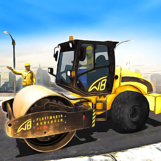 Road Construction Games 2021: Building Games 2021 1.7 MOD APK Dwnload – free Modded (Unlimited Money) on Android