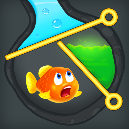 Save the Fish – Pull the Pin Game  11.7 MOD APK Dwnload – free Modded (Unlimited Money) on Android