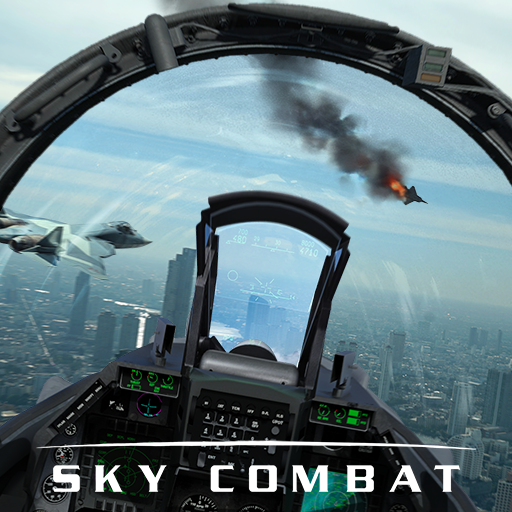 Sky Combat war planes online simulator PVP  6.1 MOD APK Dwnload – free Modded (Unlimited Money) on Android