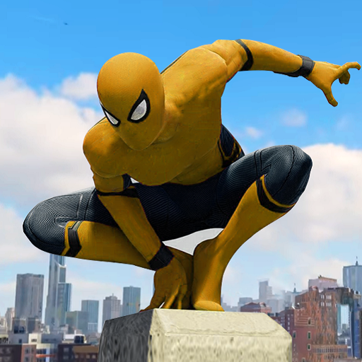 Spider Rope Hero Gangster New York City  1.5.10 MOD APK Dwnload – free Modded (Unlimited Money) on Android