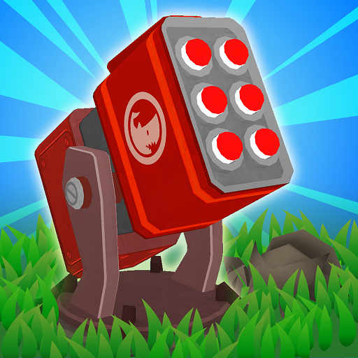 Turret Fusion Idle Clicker 1.5.4 MOD APK Dwnload – free Modded (Unlimited Money) on Android