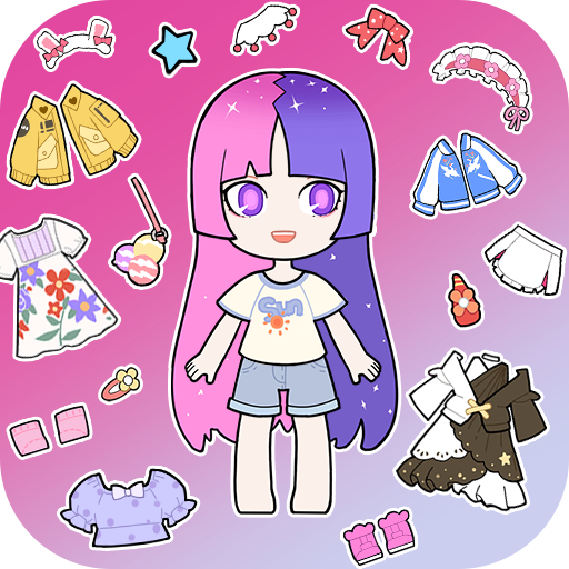 Vlinder Gacha:Stylish Dressup Games 1.0.12 MOD APK Dwnload – free Modded (Unlimited Money) on Android