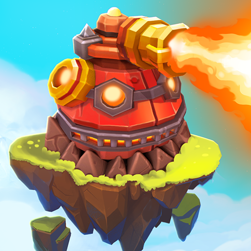 Wild Sky TD Tower Defense Legends in Sky Kingdom  1.44.5 MOD APK Dwnload – free Modded (Unlimited Money) on Android