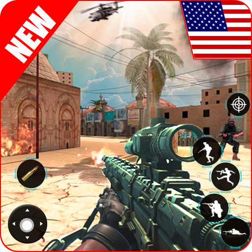 offline shooting game: free gun game 2021 1.6.7 MOD APK Dwnload – free Modded (Unlimited Money) on Android