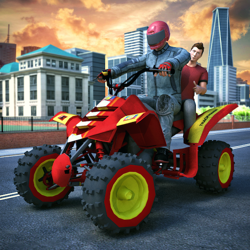 ATV Quad City Bike: Stunt Racing Game 1.0 MOD APK Dwnload – free Modded (Unlimited Money) on Android