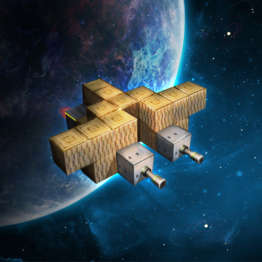 BlockAircraft-Space  2.23.20 MOD APK Dwnload – free Modded (Unlimited Money) on Android