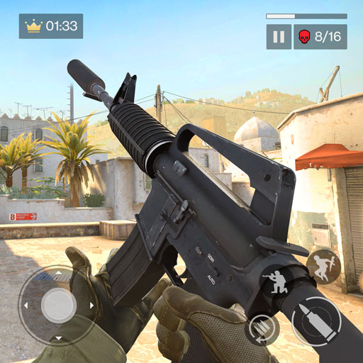 Critical Strike CS : Sniper Shooting 1.0.12 MOD APK Dwnload – free Modded (Unlimited Money) on Android