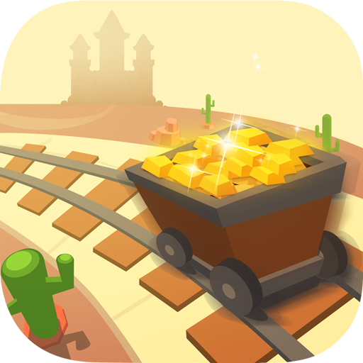 Gold Rail – Build your Kingdom 1.0.2 MOD APK Dwnload – free Modded (Unlimited Money) on Android