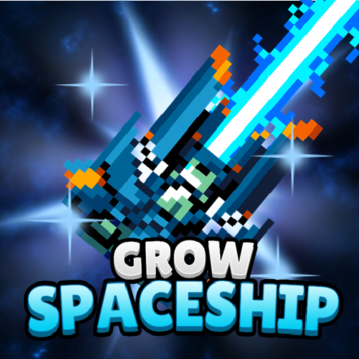 Grow Spaceship VIP – Galaxy Battle  5.4.0 MOD APK Dwnload – free Modded (Unlimited Money) on Android