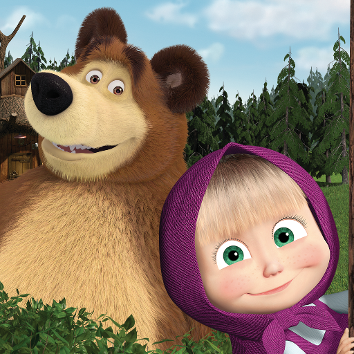 Masha and the Bear. Educational Games  6.2 MOD APK Dwnload – free Modded (Unlimited Money) on Android